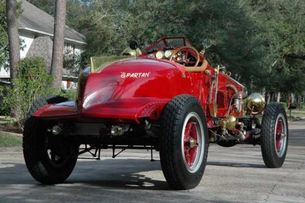 1915 Van Blerck Special Rear
