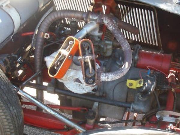 1934 Bsa Tw 34 1 Engine