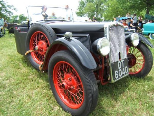 1934 Bsa Tw 34 1