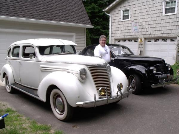 1939 Hupmobile Senior Six And Skylark