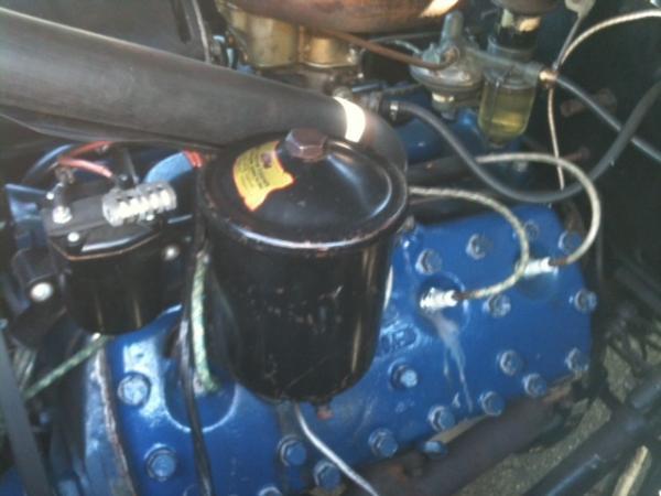 1947 Ford Woody Wagon Flathead V8