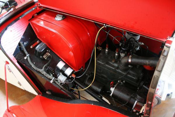 1947 Morgan Three Wheeler Engine