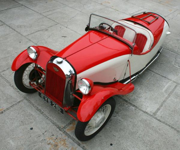 Morgan Three Wheeler For Sale >> 1947 Morgan F Super Three Wheeler