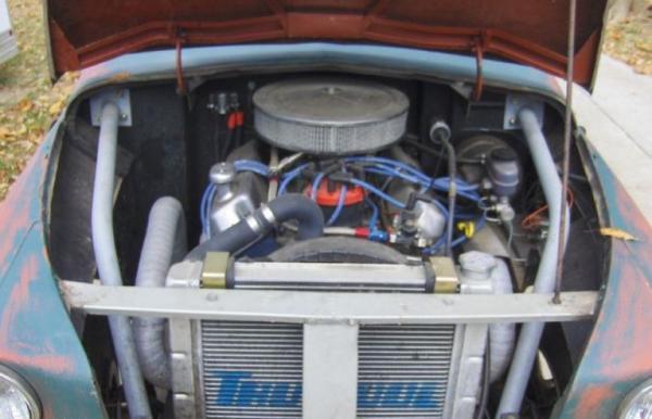 1948 Crosley Deluxe Gasser Engine