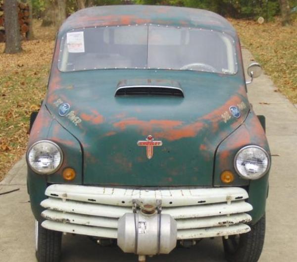 1948 Crosley Deluxe Gasser Hood