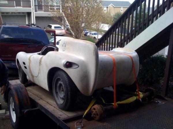 1949 Crosley H Mod Race Car Rear