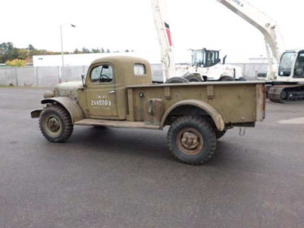 1949 Dodge Power Wagon Side