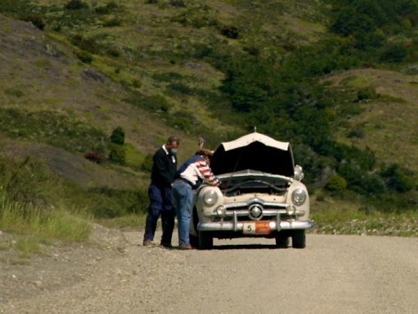 1949 Ford Custom Convertible Broke Down