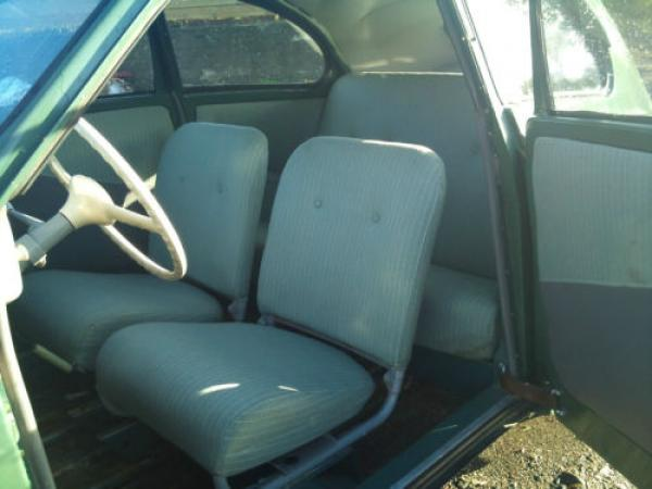 1951 Saab 92 Interior