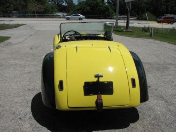 1951 Allard K2 Roadster Rear