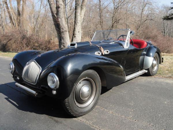 1952 Allard K2 Black