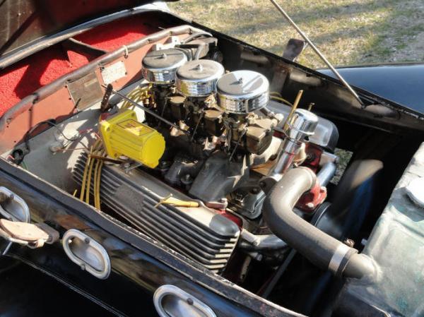 1952 Allard K2 Cadillac V8
