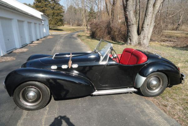 1952 Allard K2 Side