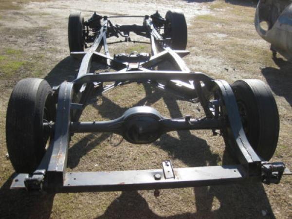 1953 Corvette Frame