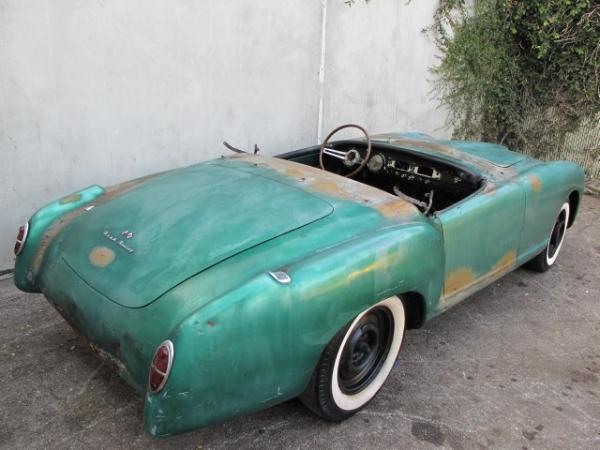 1953 Nash Healey Project Rear