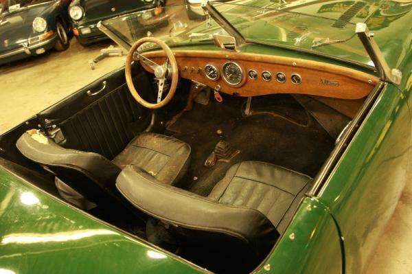 1953 Allard K3 Interior
