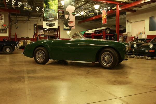 1953 Allard K3 Side