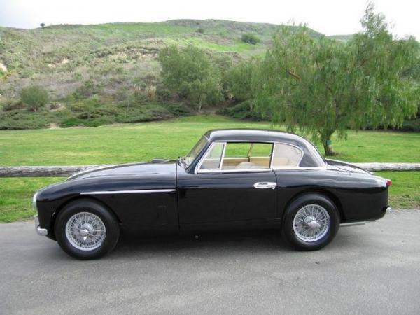 1953 Aston Martin Db2 Prototype Side
