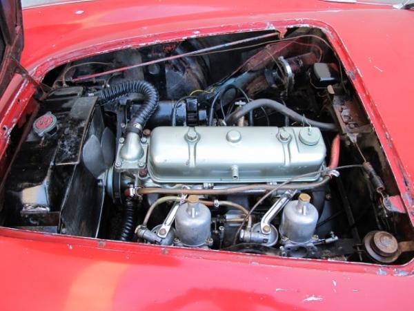 1954 Austin Healey 100 4 Engine