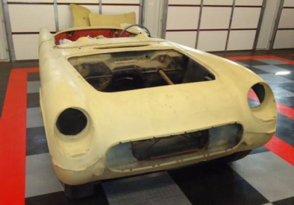 1954 Corvette Grill