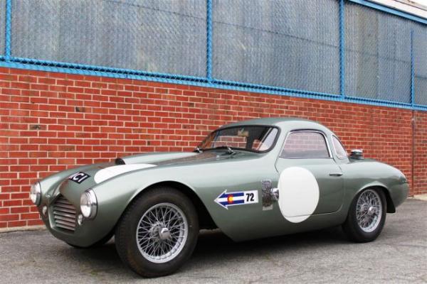 1955 Frazer Nash Le Mans Coupe Front Corner