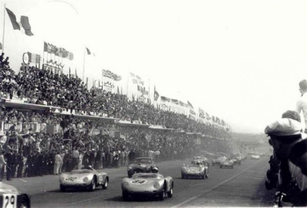 1955 Frazer Nash Le Mans Coupe Racing