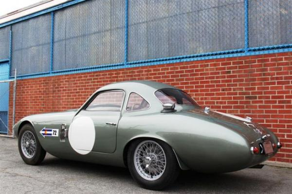 1955 Frazer Nash Le Mans Coupe Rear Corner