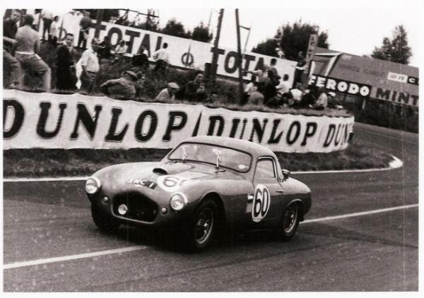 1955 Frazer Nash Le Mans Coupe
