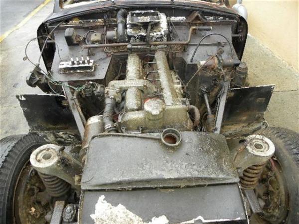 1955 Aston Martin Db24 Engine