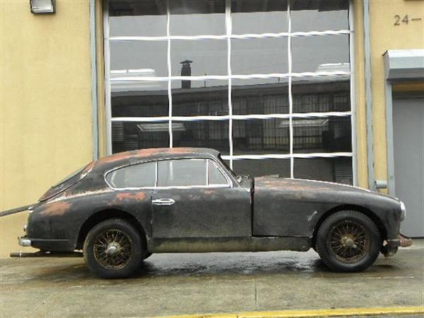 1955 Aston Martin Db24 Side