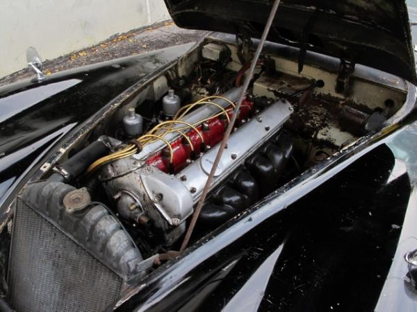 1956 Jaguar Xk140 Mc Engine