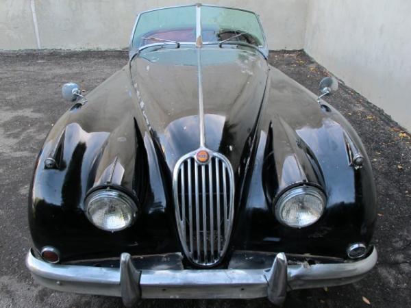 1956 Jaguar Xk140 Mc Front