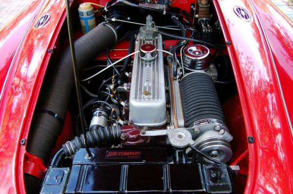 1956 Mga Judson Supercharger