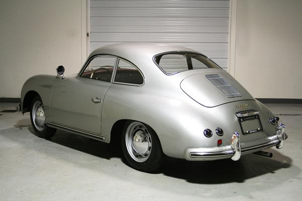 1956 Porsche 356a Rear Corner