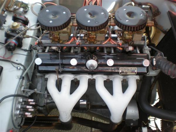 1956 Arnolt Bristol Engine