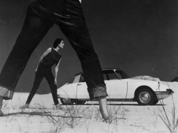 1956 Citroen Ds Ad