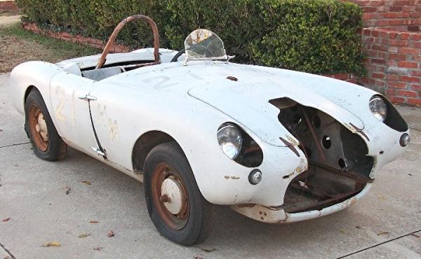 1957 Berkeley Sports Racer Project