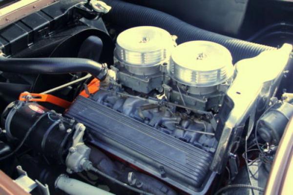 1957 Chevrolet Corvette Engine