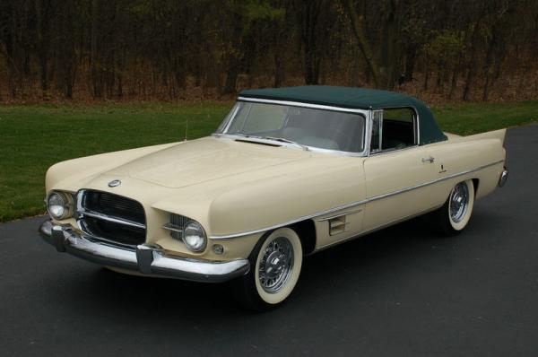 1957 Dual Ghia Front Corner