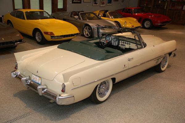 1957 Dual Ghia Rear Corner