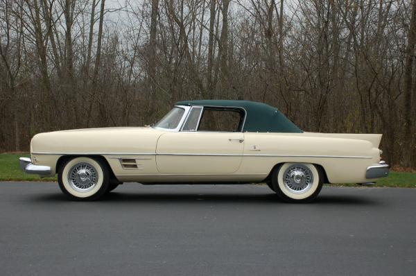 1957 Dual Ghia Side View