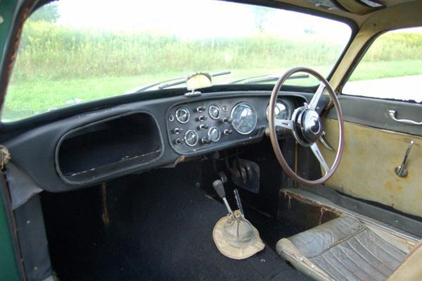 1958 Peerless Gt Dash
