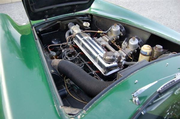 1958 Peerless Gt Engine