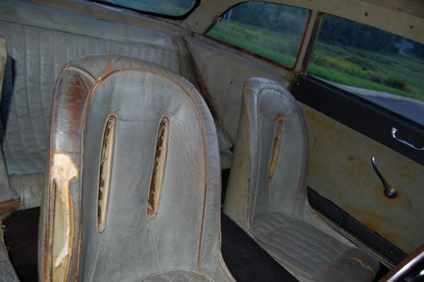 1958 Peerless Gt Seats