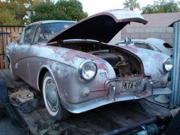 1958 Rometsch Lawrence Front