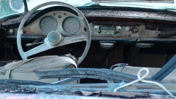 1958 Rometsch Lawrence Interior