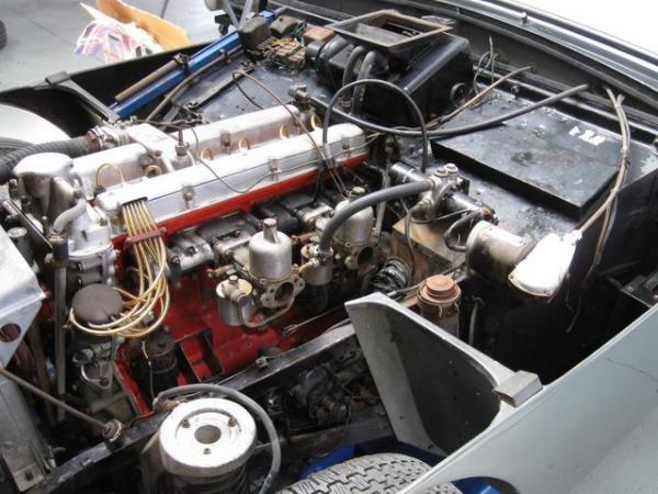 1958 Aston Martin Db24 Mk3 Engine