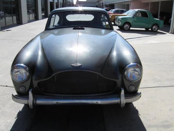 1958 Aston Martin Db24 Mk3 Front