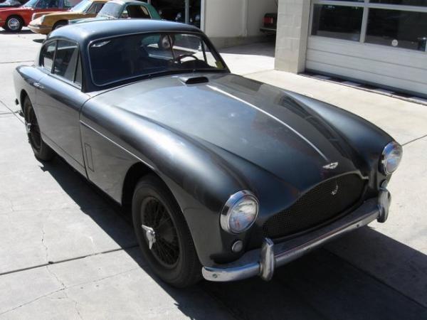 1958 Aston Martin Db24 Mk3 Front Corner