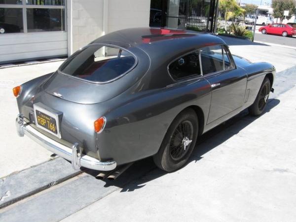 1958 Aston Martin Db24 Mk3 Rear Corner
